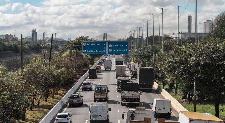 Cidade de São Paulo registra queda em 35% no índice de umidade do ar nesta quarta (1º)