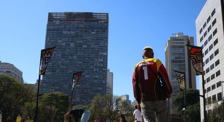 Tempo esquenta gradativamente em São Paulo nesta quarta-feira (13)