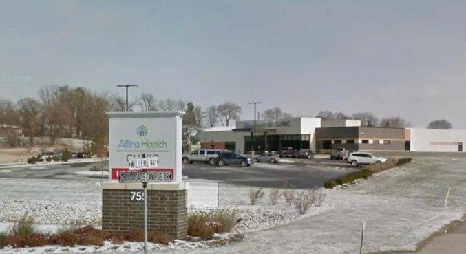 Clínica médica fica na cidade de Buffalo, em Minnesota