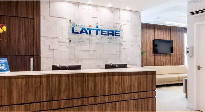 Infraestrutura da Clínica Lattere está preparada para atendimentos clínicos e intervenções cirúrgicas