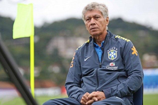 Clodoaldo - Oex-volante da Seleção Brasileira, foi um dos destaques daquele mundial. Aos 70 anos, é consultor geral das categorias de base do Santos