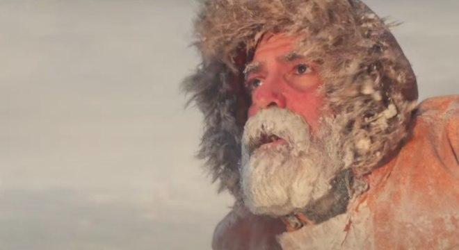 Clooney no filme 'Midnight Sky'