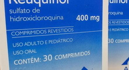 Nebulização com hidroxicloroquina não é indicado por especialistas