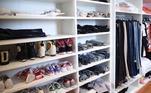 O closet de Anitta também já virou assunto na web. O cômodo tem cerca de 60 m², o que equivale à área de um apartamento pequeno, por exemplo