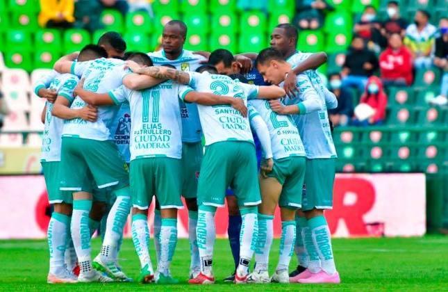 Club Leon (México) - Controlado por: América Móvil