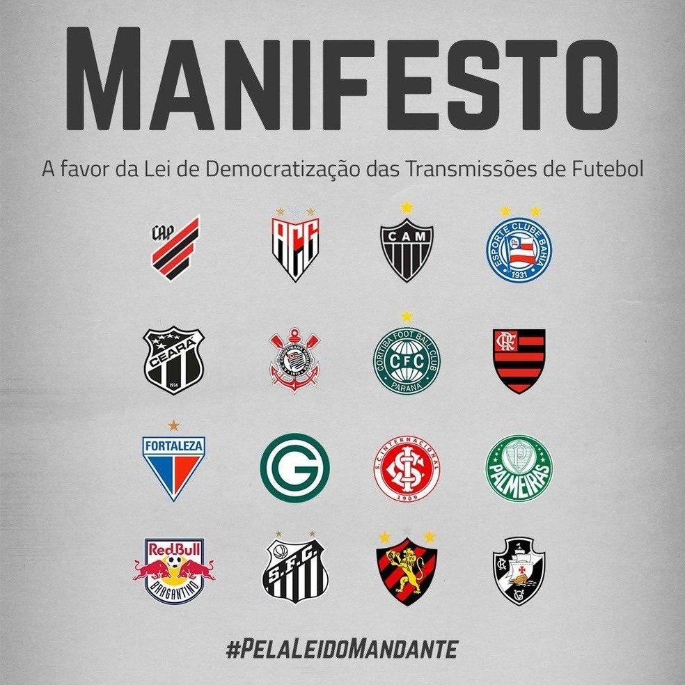 16 clubes já mostraram que exercerão a liberdade neste Brasileiro