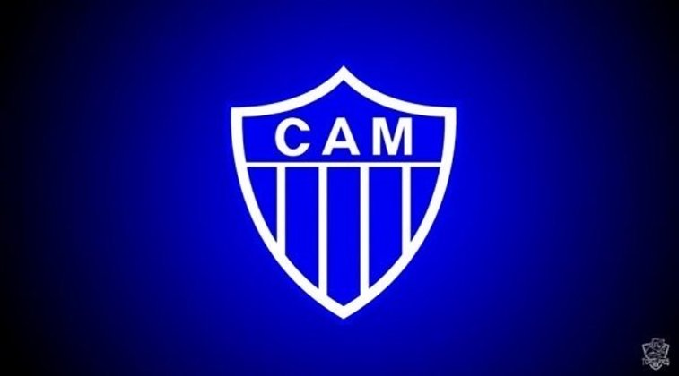 Clubes brasileiros com as cores dos rivais: Atlético-MG e Cruzeiro.