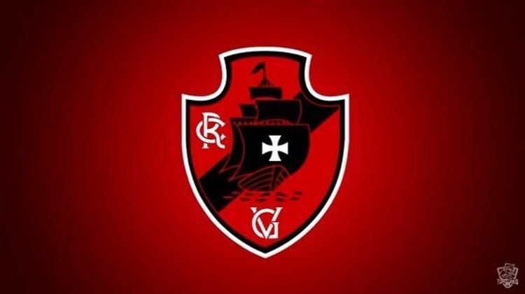 Clubes brasileiros com as cores dos rivais: Flamengo e Vasco.