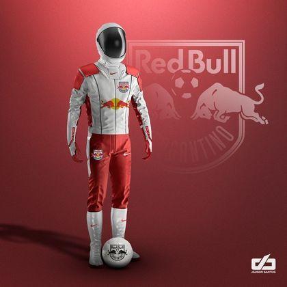 Clubes da Série A ganham uniformes contra pandemia: Red Bull Bragantino