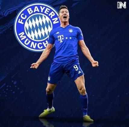 Clubes de futebol mudam as cores tradicionais: Bayern de Munique