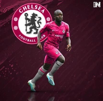 Clubes de futebol mudam as cores tradicionais: Chelsea