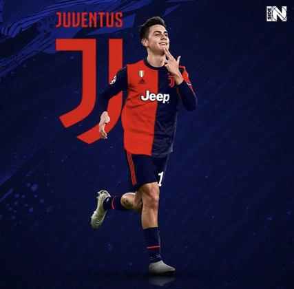 Clubes de futebol mudam as cores tradicionais: Juventus