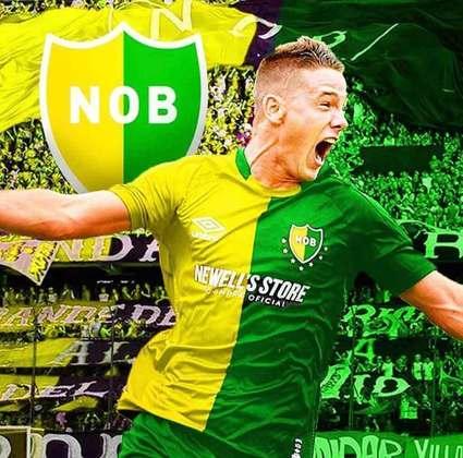 Clubes de futebol mudam as cores tradicionais: Newell's Old Boys