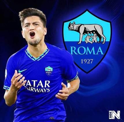 Clubes de futebol mudam as cores tradicionais: Roma
