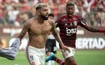 2- Flamengo: A despesa de R$ 2,52 bilhões deixou o Flamengo na segunda colocação no ranking de despesas com futebol nos últimos 10 anos