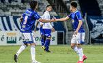 5- Cruzeiro: A Raposa fecha o top 5 do estudo, com despesa no futebol de aproximadamente R$ 2,1 bilhões