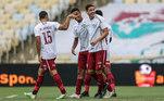 10- Fluminense: O Flu fecha os 10 primeiros clubes, com valor de R$ 1,1 bilhão em despesas com futebol