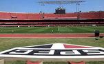 10) São Paulo - prejuízo de R$ 298.091,05 em seis partidas como mandante no período