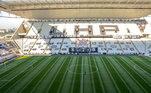 17) Corinthians - prejuízo de R$ 150.748,28 em cinco partidas como mandante no período