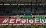 1) Fluminense - prejuízo de R$ 1.562.059,97 em oito partidas como mandante no período