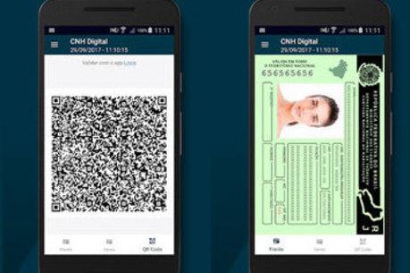 Documento está disponível para Android e iOS