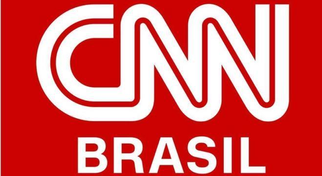 Logo da CNN Brasil
