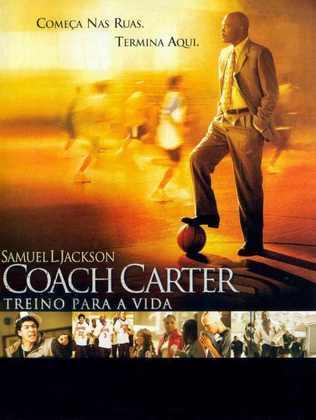 Coach Carter (2005) - É um dos melhores filmes de basquete que existem por aí. Samuel L. Jackson é um treinador que estabelece contratos para que seus jogadores sejam mais do que apenas atletas, mas sim, homens. É sobre basquete, mas o filme mostra o lado humano de alguém que tenta passar ensinamentos da vida real