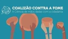Cientistas de universidades de todo país lançam campanha contra fome