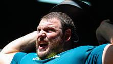 Darlan Romani treina sem técnico em Tóquio para brigar por medalha