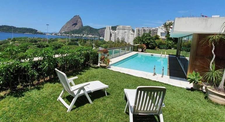 Apartamento de luxo de quatro andares no Rio custa R$ 65 milhões