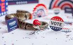 Nas eleições para presidente dos EUA, as cobrinhas ganharam uma edição especial