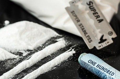 Cocaína é uma das drogas mais consumidas no Brasil