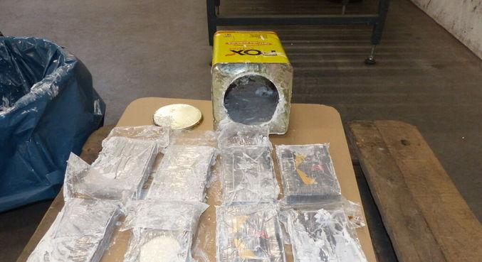 Confisco de 23 toneladas de cocaína é o maior da história da Europa