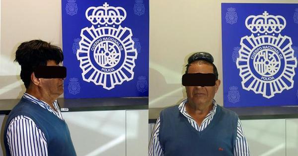 Homem é preso em aeroporto da Espanha com cocaína na peruca
