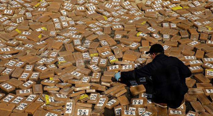 Bélgica e Holanda superam Espanha e se tornam centros do tráfico de cocaína na Europa