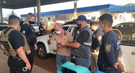 Detido no Paraguai, empresário negou crimes