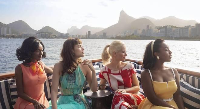 Adélia, Malu, Thereza e Ivone no Rio dos anos 1960