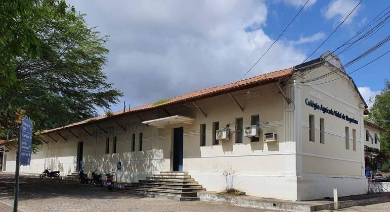 Colégio Agrícola UFPB