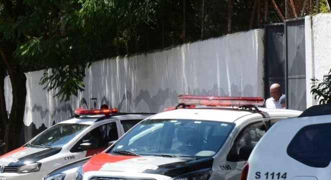 O colégio estadual Professor Raul Brasil, alvo de ataque em Suzano (SP)