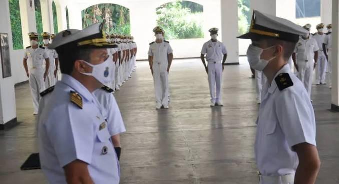 Colégio Naval, em Angra dos Reis, oferece curso equivalente ao Ensino Médio