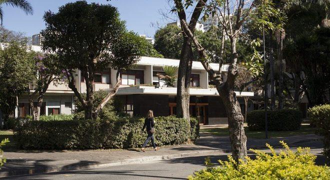 No Colégio Santa Cruz as doses de atividades foram ajustadas na pandemia