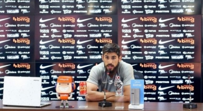 Coletiva Bruno Méndez - Corinthians