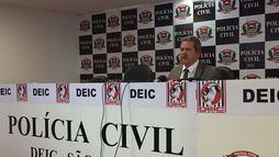 Presos em reunião do PCC eram donos de 16 pontos de droga em São Paulo ()