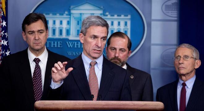 Autoridades norte-americanas anunciaram restrições para estrangeiros