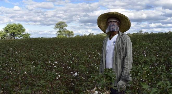 Associação distribui proteção a agricultores que seguem trabalhando na pandemia