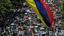 Aumenta a pressão contra Duque na Colômbia após novos protestos