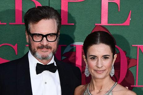 Firth e Livia se separam após 22 anos