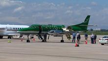 Duas aeronaves colidem durante voo nos Estados Unidos