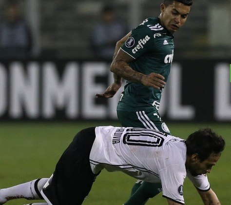 Colo-Colo 0x2 Palmeiras - quartas de final de 2019