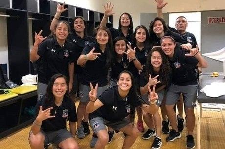 Colo-colo vai pegar o Santos na Semifinal